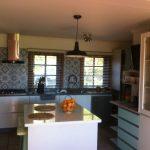 Cocina casa BAC, Puerto Varas